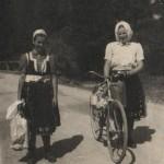 Ženy s bicyklom