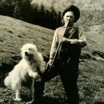 Bača so psom a píšťaľkou
