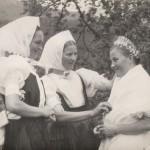 Mladucha - tri sestry