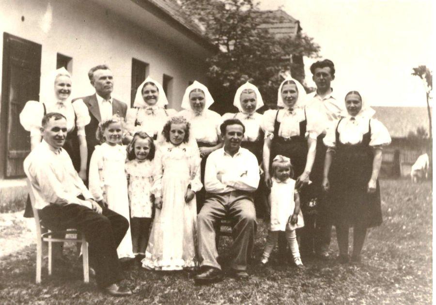 Obyvatelia ulice 9. mája z Terchovej