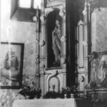 Oltár v Kostole sv. Martina