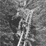 Rebríky v Jánošíkových dierach
