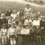 Terchovská mládež a sestrička Kunigunda
