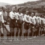 Terchovský futbal 1976 - terchovskí veteráni