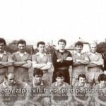 Terchovský futbal 1989