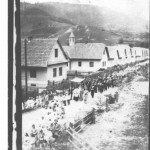 Májová ulica kedysi