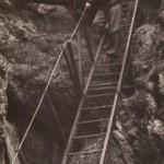Rebrík v Jánošíkových dierach