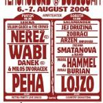 Terchovský budzogáň 2004 - plagát