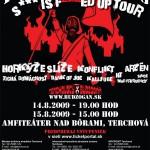 Terchovský budzogáň 2009 - plagát