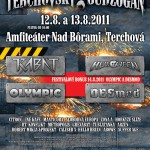 Terchovský budzogáň 2011 - plagát