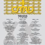Cyrilometodské dni 2009 - plagát