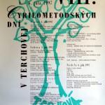 Cyrilometodské dni 1997 - plagát