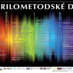 Cyrilometodské dni 2010 - plagát