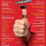Jánošíkove dni 2010 - plagát