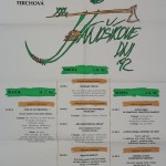 Jánošíkove dni 1992 – plagát