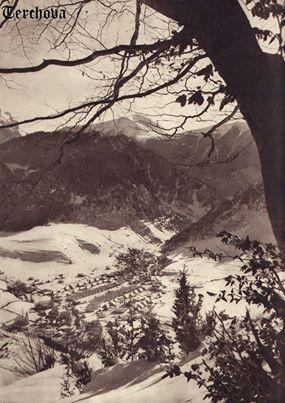 Terchová pod snehom