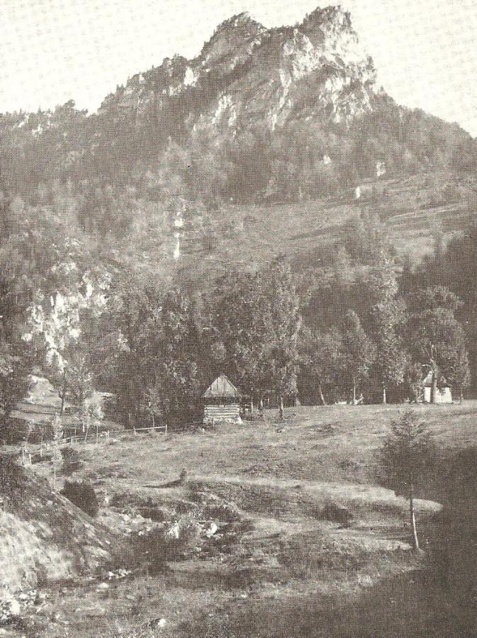 Osada Podžiar - Poludňové skaly