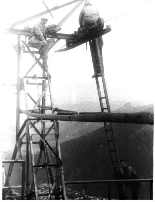 Výstavba lanovky z Vrátnej do Snilovského sedla