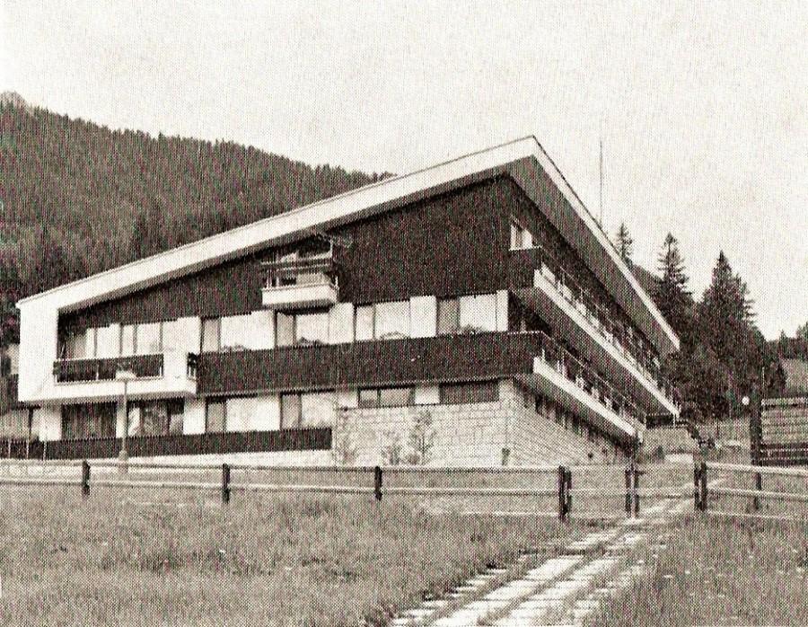 Budova horskej služby