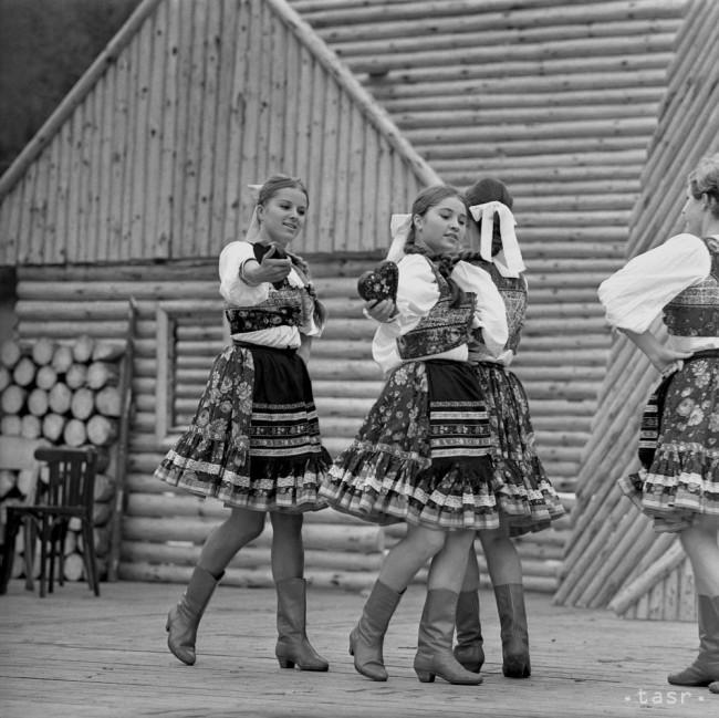 Srdiečkový tanec